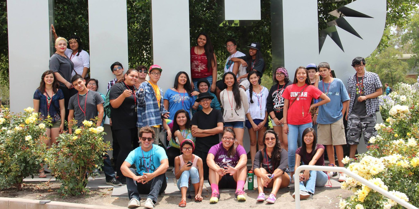 Gathering of the Tribes Summer Residential Program 2015